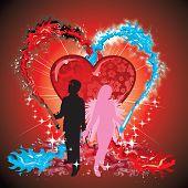 Angel Evil Love Sensation