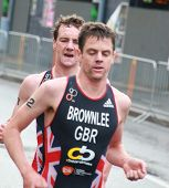 Brownlee Brothers, Running