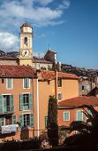 Old Town Of Villefranche-sur-mer