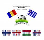2016 Soccer Championship Group F Qualifying Draw