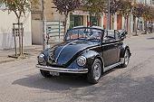 Volkswagen Type 1 (beetle)
