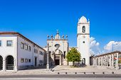 picture of domination  - The Cathedral of Aveiro also known as the Church of St - JPG