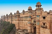 Gwalior Fort, India
