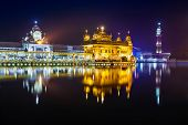 image of harmandir sahib  - Golden Temple  - JPG
