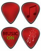 Set Guitar Mediators