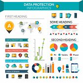 Data Protection Infographics