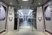 Metro Coach Interior