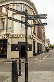 Signpost, Hoxton, London