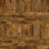 Natural Wooden Background, Grunge Parquet Flooring Design Seamless Texture For 3D Interior