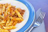 Sauce And Pasta