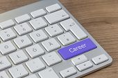 Career On Modern Keyboard