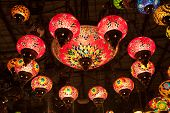 Traditional Oriental Lamps