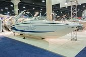 Regal 2300 Rx Boat On Display