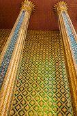 Phra Mondop(the Library? At Temple Of The Emerald Buddha Or Wat Phra Kaew Or Wat Phra Si Rattana Sat