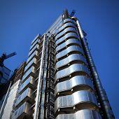 London - Lloyd's Building