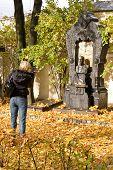 Necropolis. Tomb Composer Borodin