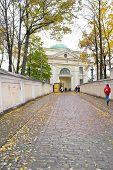 Passage Of Alexander Nevsky Lavra