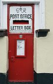 George VI Post Box