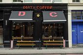 Dirty Coffee, Hoxton
