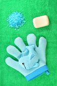 Hygiene Soap Sponge Sea Salt