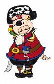 Pirate Pig.