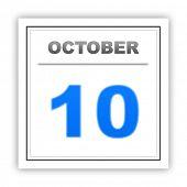 image of october  - October 10 - JPG