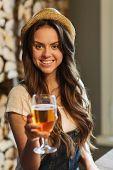 image of alcoholic drinks  - people - JPG