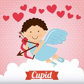 pic of cupid  - cupid cute design - JPG