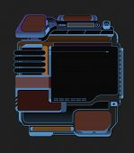 Web Design Template  01  Color B