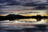 Lake Burley Griffin Sunrise