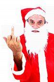 Rude Santa