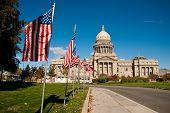 Boise, Idaho Capitol