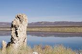 Monolith At Mono Lake
