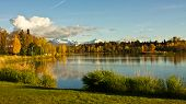 Anchorage's Westchester Lagoon