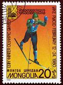 Mongolia-circa 1980