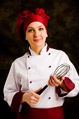 Chef With Whip