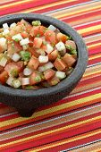 Fresh Pico De Gallo Or Salsa Fresca