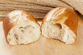 Pan fresco orgánico
