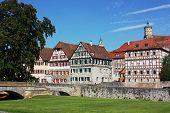 Schwabisch Hall,baden-wurttemberg,germany