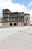 Porta Nigra, Trier, Rhineland-Palatinate, Germany