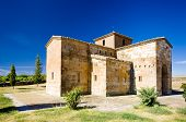church of San Pedro de la Nave, El Campillo, Zamora Province, Castile and Leon, Spain