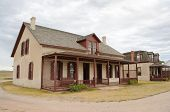 Fort Laramie National Historic Site, historic military housing