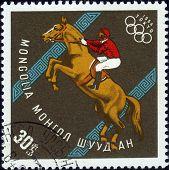 Equestrian Xviii Summer Olympic Games, Tokyo, 1964