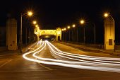 Burrard Bridge Night, Vancouver