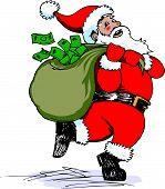 Cash Santa