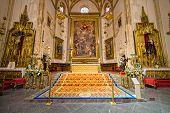 Iglesia De San Jeronimo El Real Interior