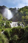 Marmore's Falls, Umbria, Italy