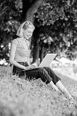 All The Research Is Online. Student Prepare For Exams. Students Life. Pretty Woman. Online Education poster
