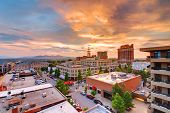 picture of asheville  - Downtown Asheville - JPG