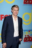 LOS ANGELES - SEP 12:  Chord Overstreet arrives at the Glee 4th Season Premiere Screening at Paramou